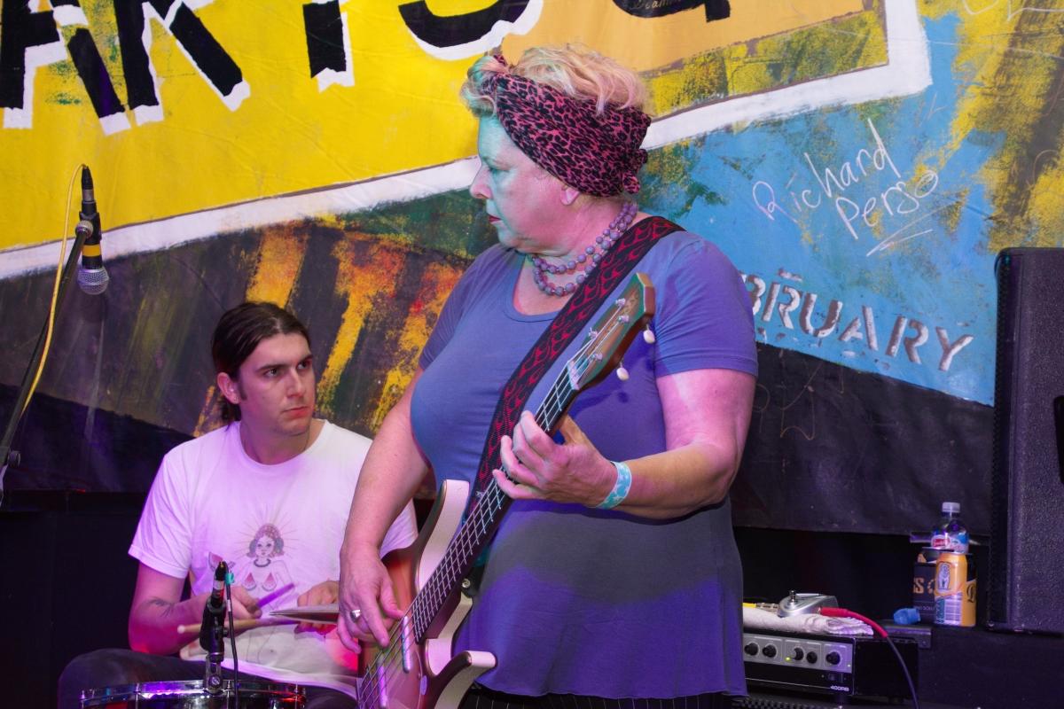 17. Chris Wilson band