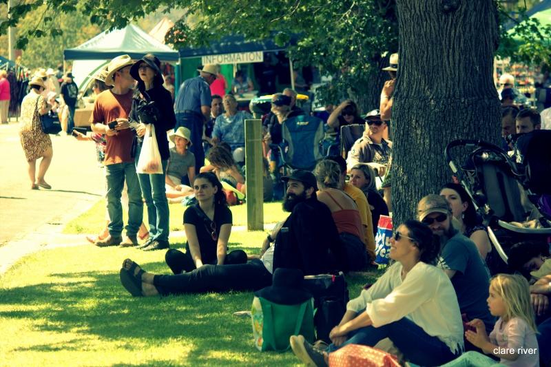 Saturday Street Stage
