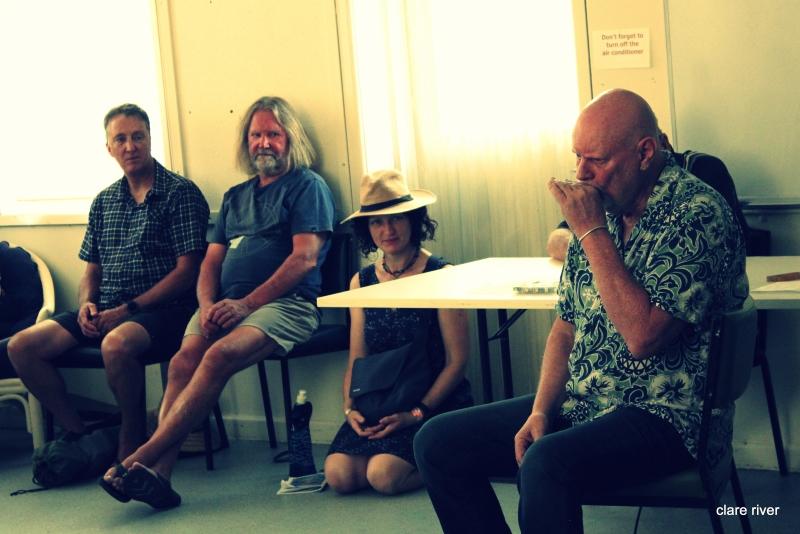 Dave Blight harmonica workshop
